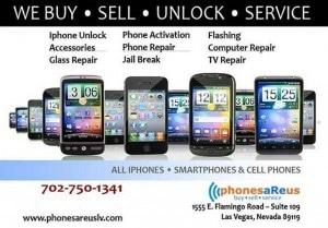 Buy Sell Repair Cellphones and iPhones